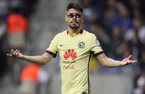 Oribe Peralta se engalla: Niega que haya temor ante el Real Madrid