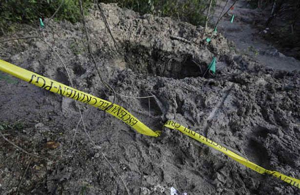 Hallan cuerpo de maestro de la UAGro en fosa clandestina
