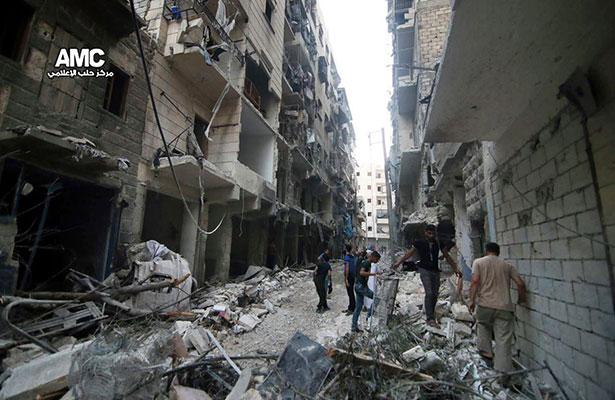 Crisis de Siria revela los límites políticos de Europa