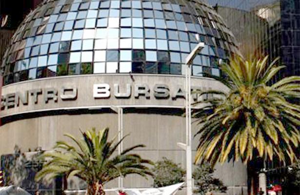 Mercado bursátil mexicano termina con avance de 0.12 por ciento