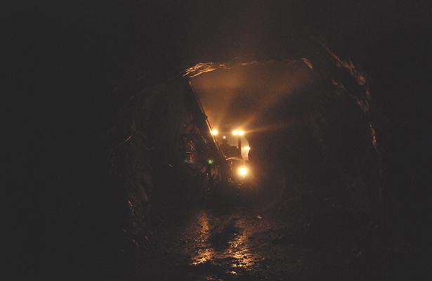 A la baja producción minera en Zacatecas