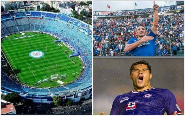 """""""Chaco"""" y """"Chuleta"""" se despiden del estadio Azul"""