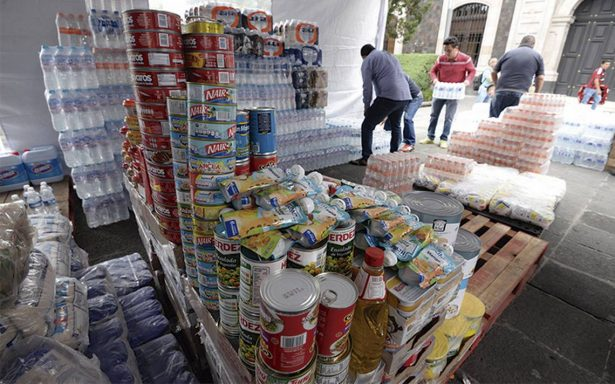 SAT autoriza donar mercancías sin el pago de impuestos