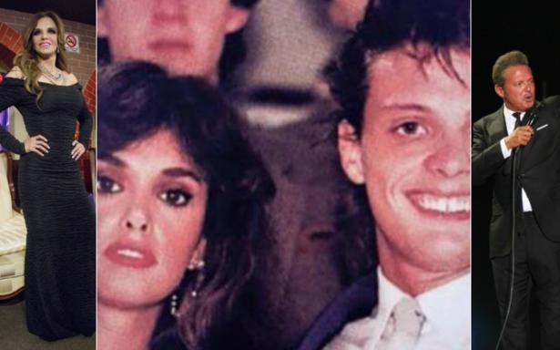 """Por amor, Lucía Méndez cometió un """"crimen"""" con Luis Miguel"""