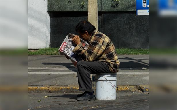 Van 34 mil detenidos por apartar lugares en calles de la CDMX