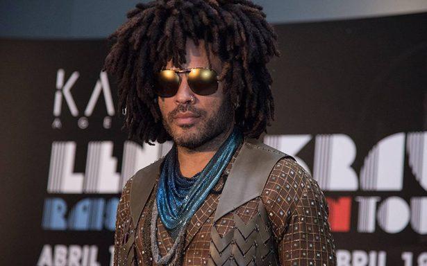 El rock no está muriendo y volverá con fuerza: Lenny Kravitz