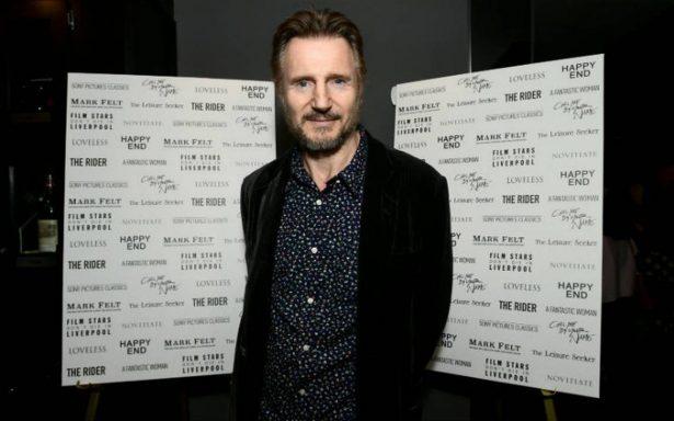 ¡Increíble! Liam Neeson se retira de las películas de acción