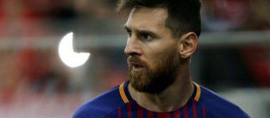 A Messi no le preocupa su renovación con el Barça