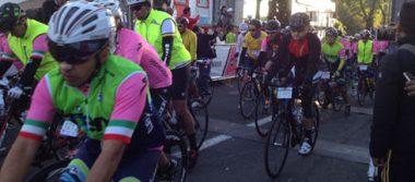 Se lleva a cabo el Gran Fondo Giro D' Italia