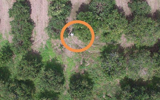 Drones ayudan a localizar a 3 secuestradores en Tihuatlán