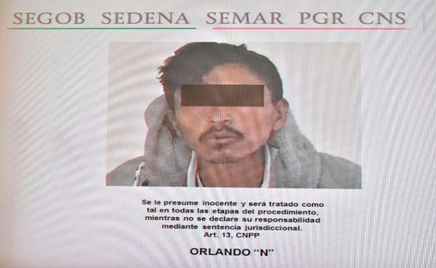 Gracias a llamada anónima cae El Chivo,implicado en ataque a familia: CNS