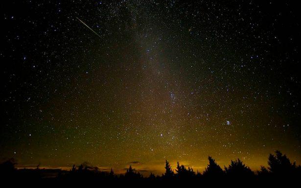 Sigue aquí la espectacular lluvia de estrellas de las Perseidas