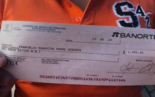 Explotan maestros contra gobierno de Chihuahua por adeudos de salarios