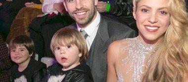 Los hijos de Shakira heredan su talento