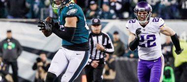 Águilas disputarán el Super Bowl LII tras ganar a Vikingos
