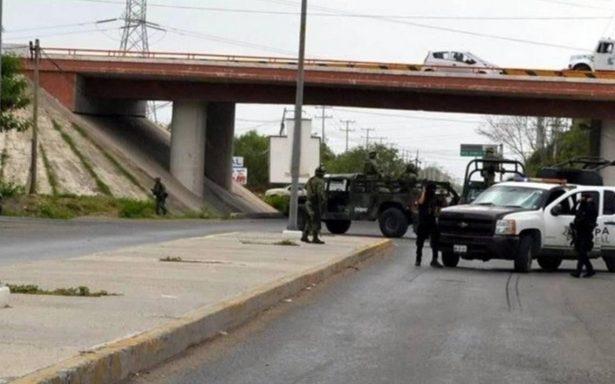 [Video] Se enfrentan militares y grupo armado en Reynosa