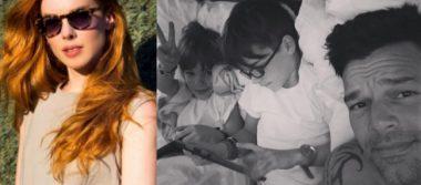 Modelo podría ser la madre de los hijos de Ricky Martin