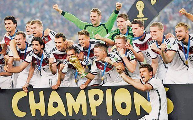 Figuras del Mundial Rusia 2018: Alemania va por su quinto título mundial