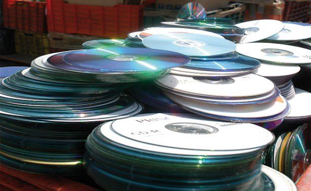 Industria musical se esfuerza en combatir piratería