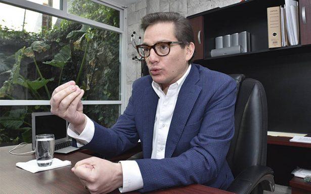 Chertorivski, seguro de si para encabezar el Frente en la capital