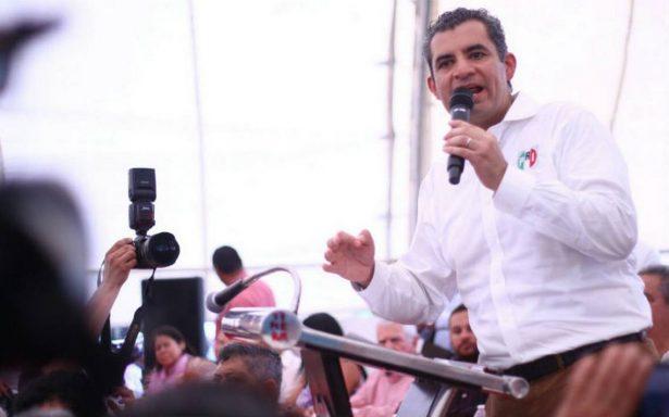 Ochoa Reza se disculpa por comentario sobre Morena