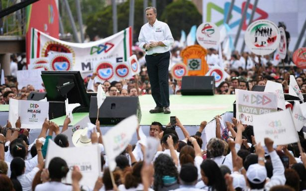 Y Meade revira a AMLO: documentos no fueron inscritos en el Registro Público