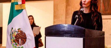 Gabriela Cuevas renuncia al PAN y se suma a López Obrador