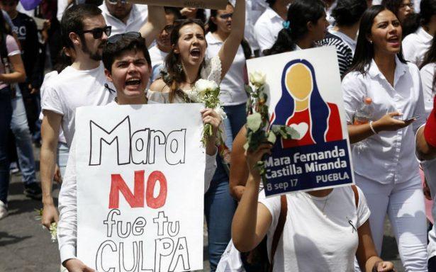 CNDH solicita declaratoria de alerta de género en Puebla