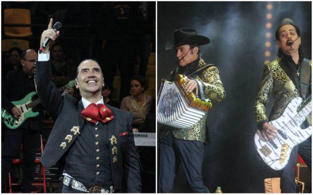 """Alejandro Fernández y Los Tigres del Norte apoyarán a """"dreamers"""""""