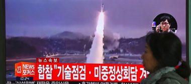 Corea del Norte realiza nuevo lanzamiento de misil balístico al mar
