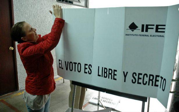 INE designa a 45 mil capacitadores electorales