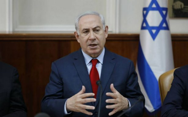 Policía israelí acusa de corrupción a Netanyahu