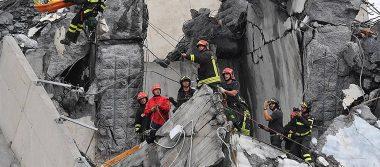 Fiscal de Génova teme entre 10 y 20 desaparecidos tras derrumbe de puente