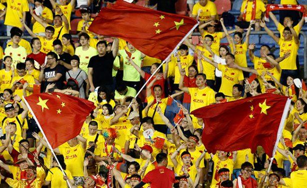 China insiste: quiere ser sede de un Mundial de futbol