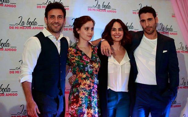 Ana Serradilla protagoniza el remake de la película holyywoodense La boda de mi mejor amigo