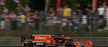 Memo Rojas Jr. rumbo a Austria para la European Le Mans Series,