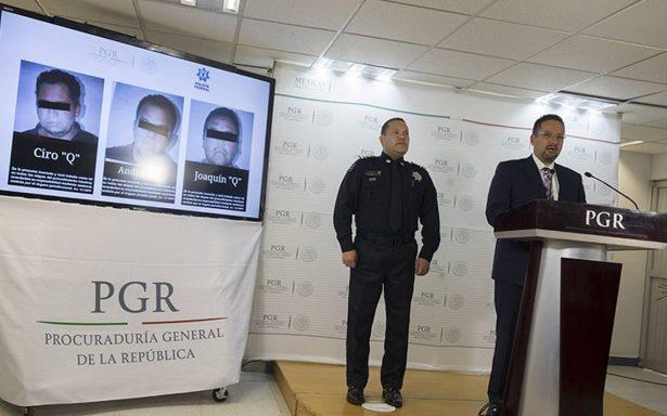 Detienen a 23 huachicoleros tras cateos en Puebla y Texcoco