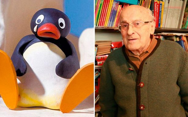 "Muere el papá de Pingu, el ilustrador Antonio Lupatelli ""Tony Wolf"""