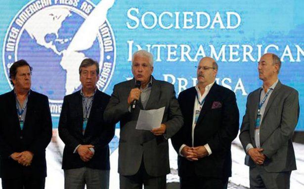 Condena SIP ataques contra el periodismo en Latinoamérica