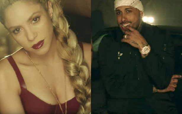 """[Video] Shakira derrocha sensualidad a lado de Nicky Jam con """"Perro fiel"""""""