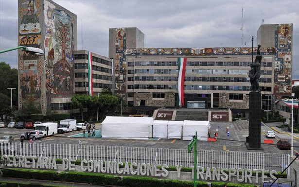 Ruiz Esparza presiente que edificio de la SCT ya no es seguro tras sismo