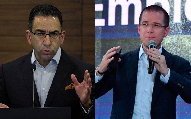 Javier Lozano exige a PGR actuar en contra de Anaya por lavado de dinero
