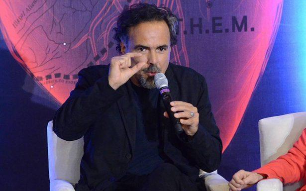 Presenta Alejandro G. Iñárritu su cortometraje Carne y arena