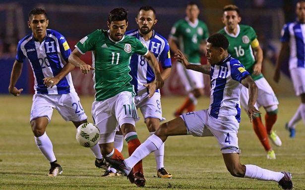 México cae 2-3 ante Honduras y se despide del invicto