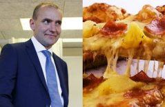 Presidente de Islandia busca prohibir… ¿la pizza con piña?