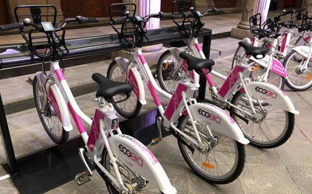 Ecobici se moderniza tras instalación de bicicletas eléctricas