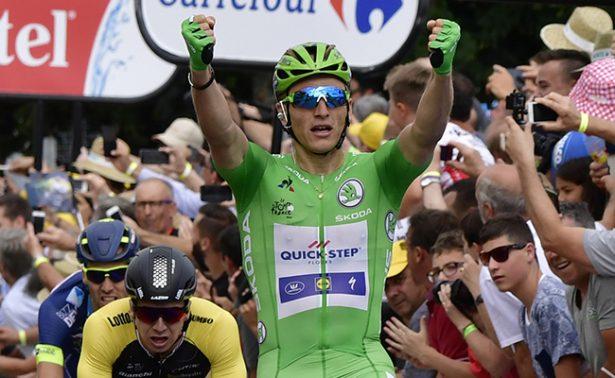 Marcel Kittel consigue el póker en el Tour de Francia