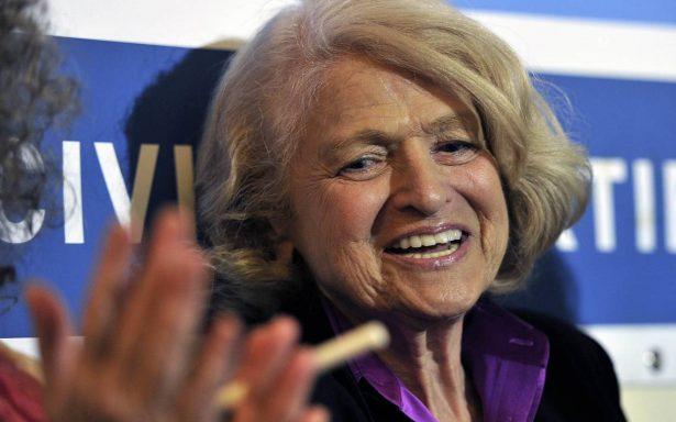 Muere Edith Windsor, activista de los derechos de parejas del mismo sexo