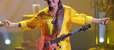"""Carlos Santana cumple 70 años; """"estoy retirado de retirarme"""""""