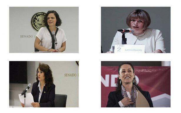 Gobierno de la CdMx será disputado por mujeres